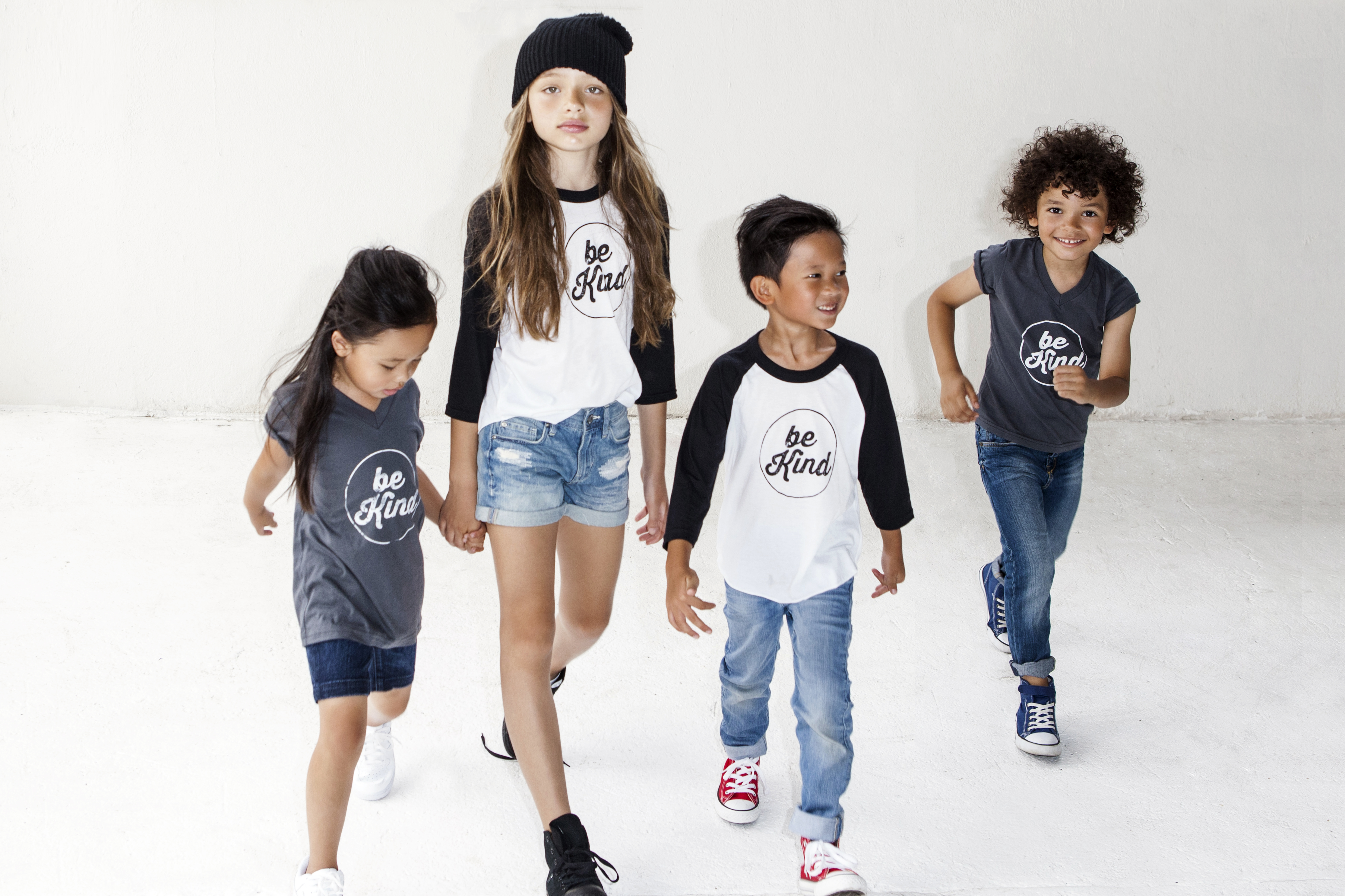 Zuri Model and Talent + The Be Kind Collection