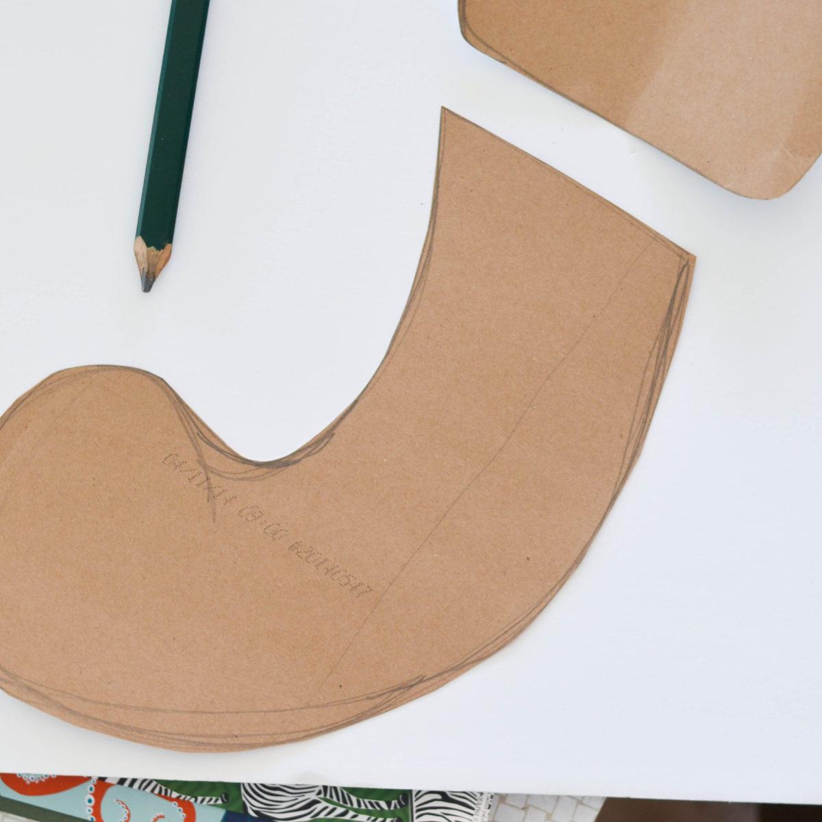 Paper Stockings DIY