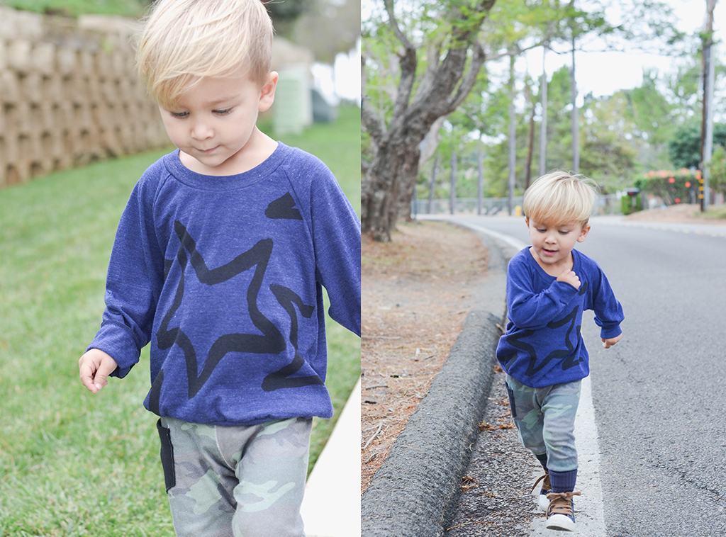 Kid+Kind Fall Wear
