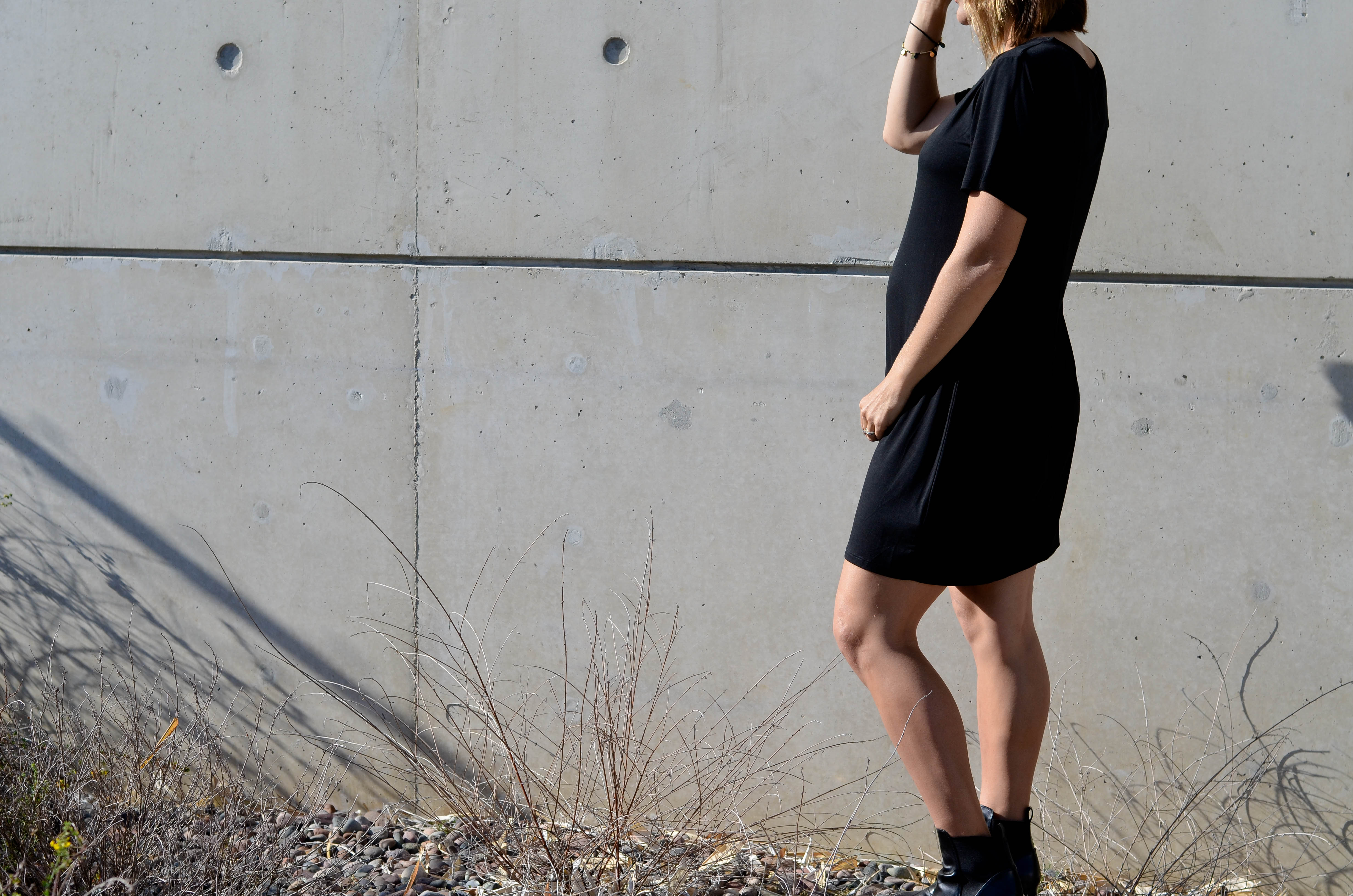 The Great Beyond: Bamboo Dress