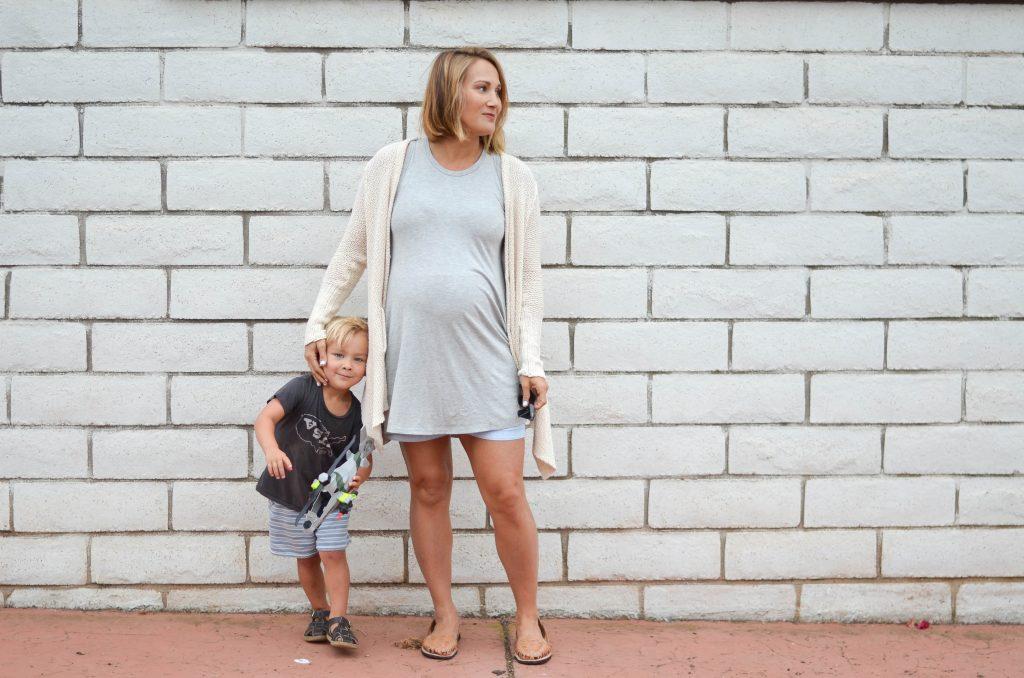 29 Weeks: Pink Blush Maternity
