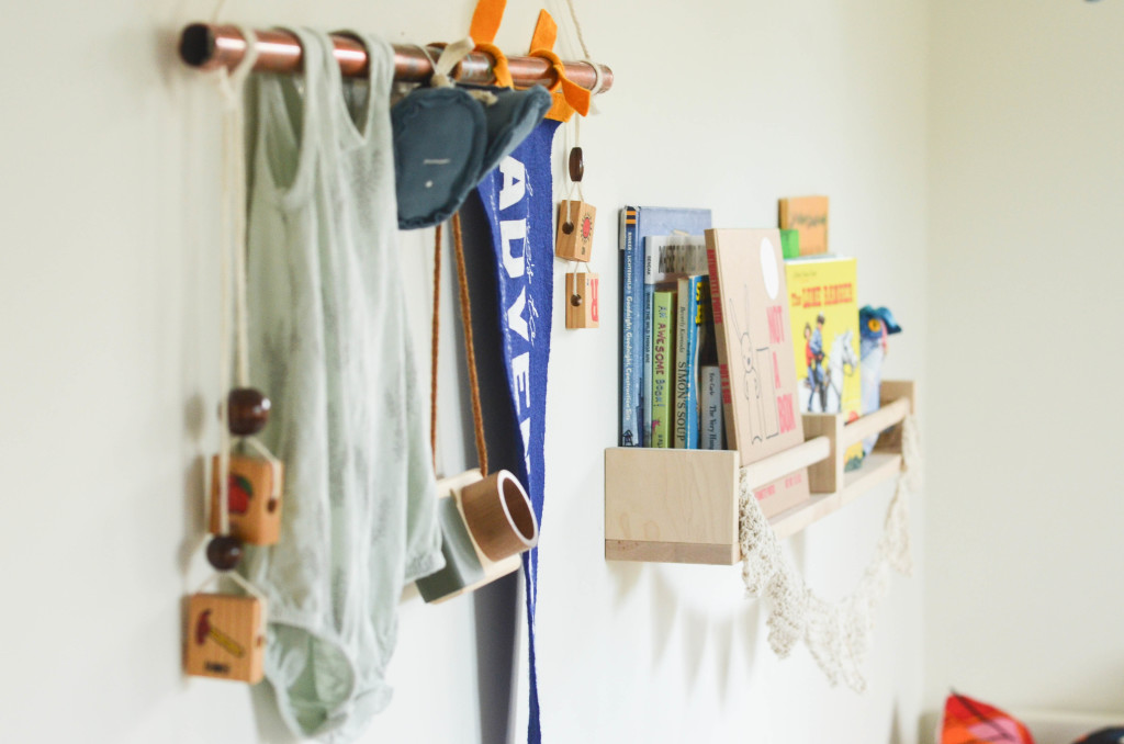Room Tour: Making Room For Baby