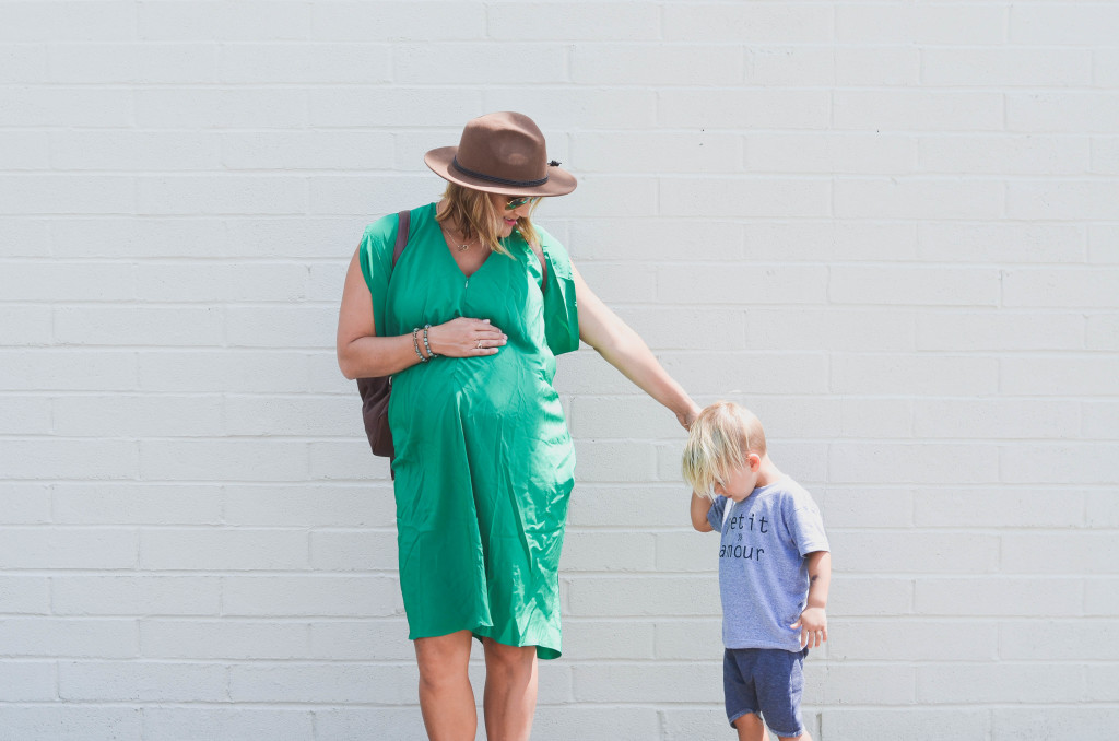 Dressing The Bump: 37 Weeks