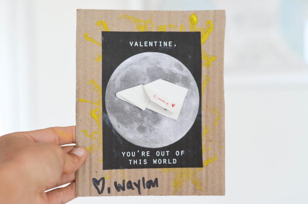 Last Minute Valentine DIY