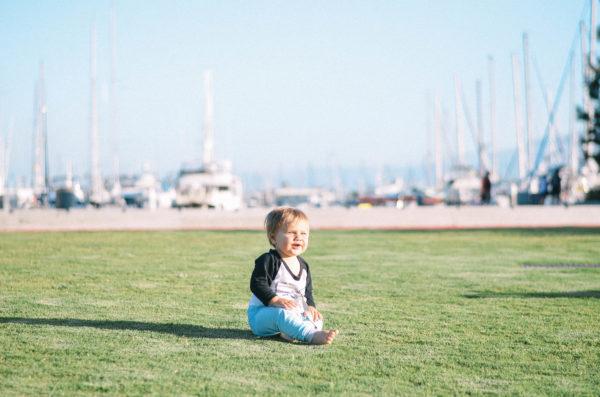 Tiny Travels: San Diego Harbor