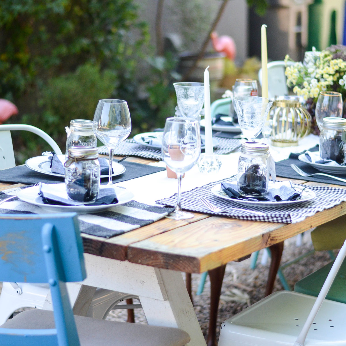 How to host an inexpensive Farm to table dinner