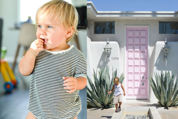 Tiny Travels: Palm Springs