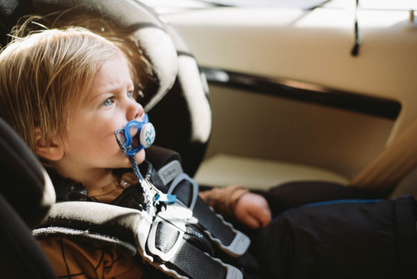 Car Seat Safety and New Laws for 2017
