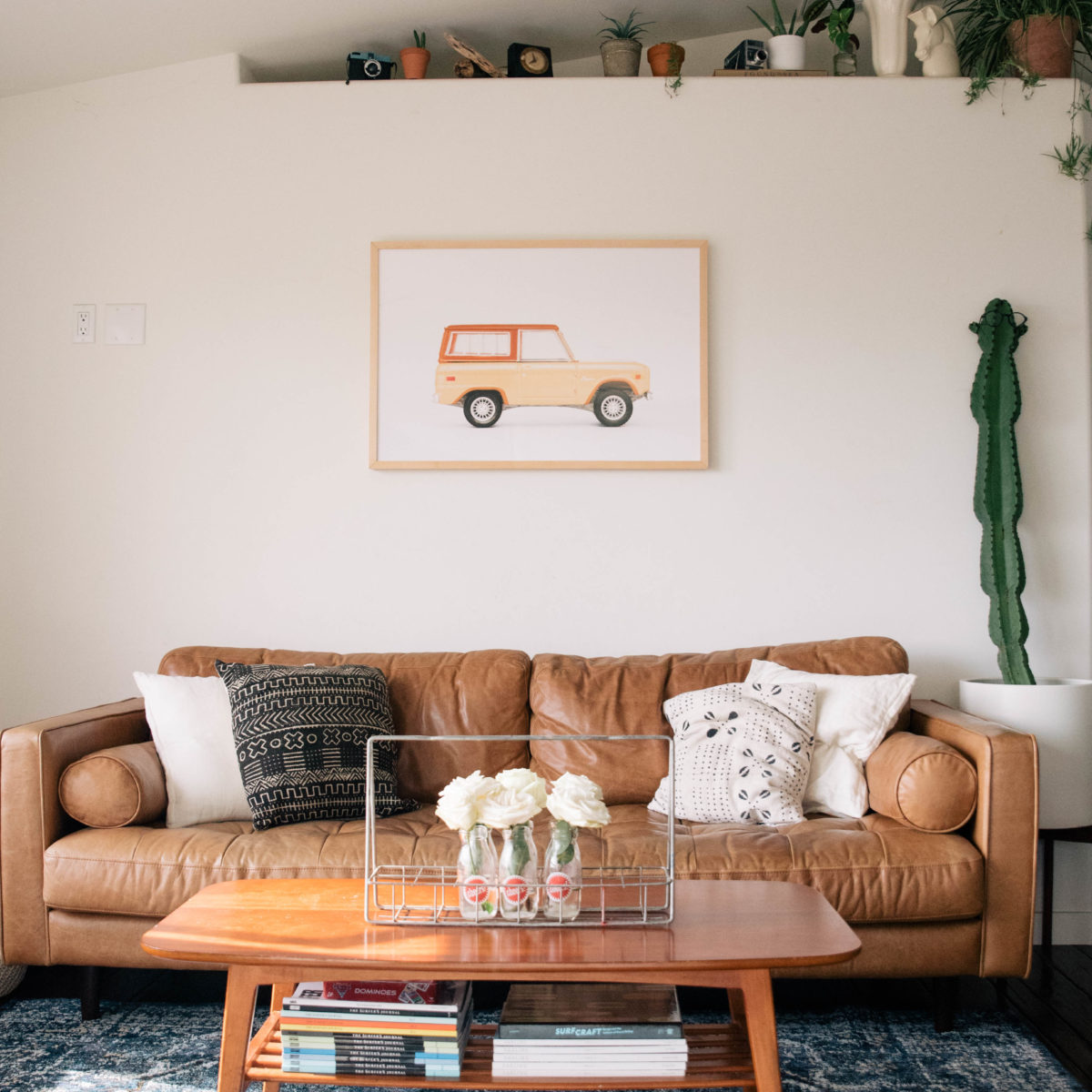 Hailey Andreson Interviews me about my Home
