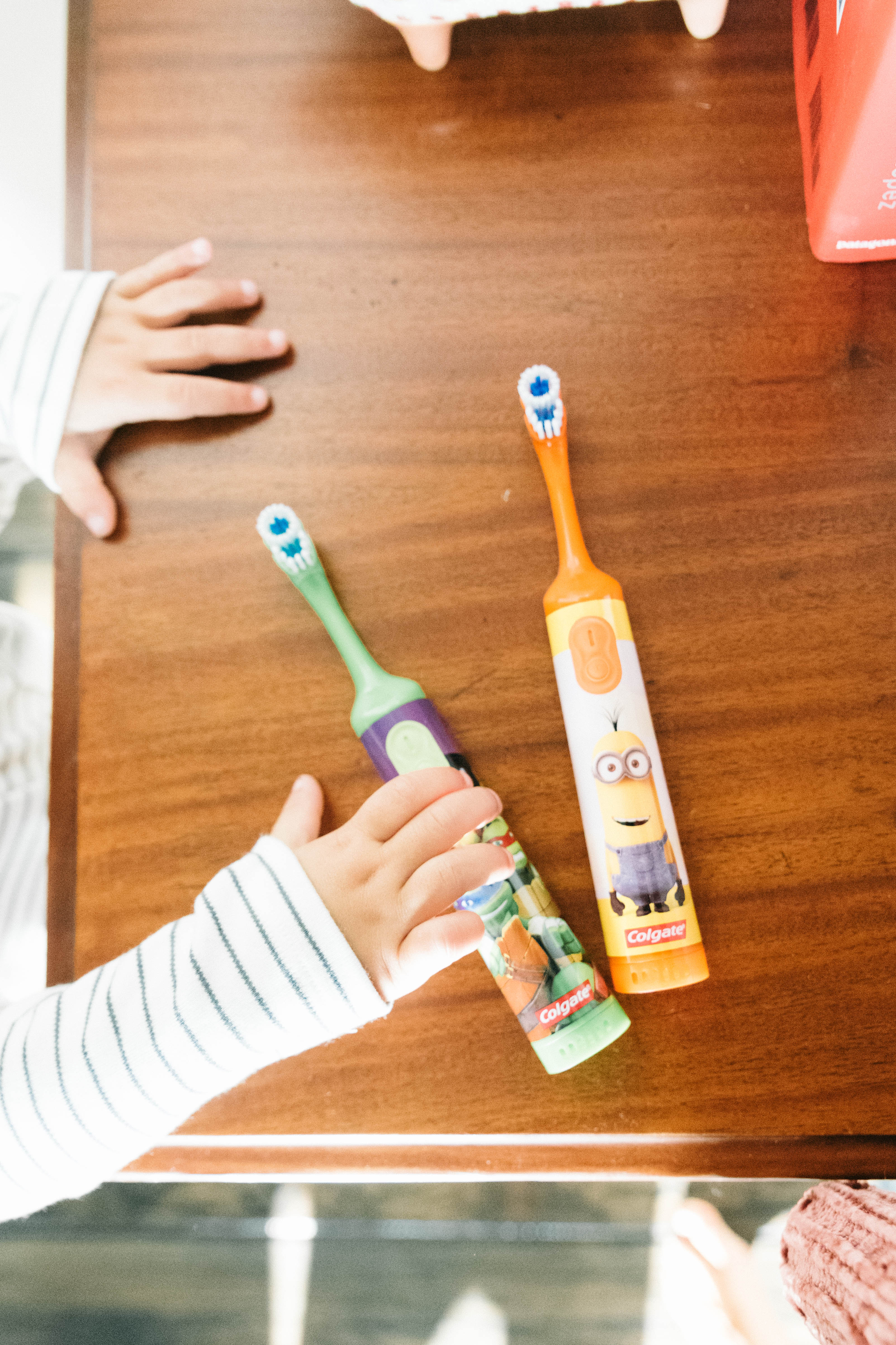 The Coolest Toothbrush Your Bathroom Has Ever Seen