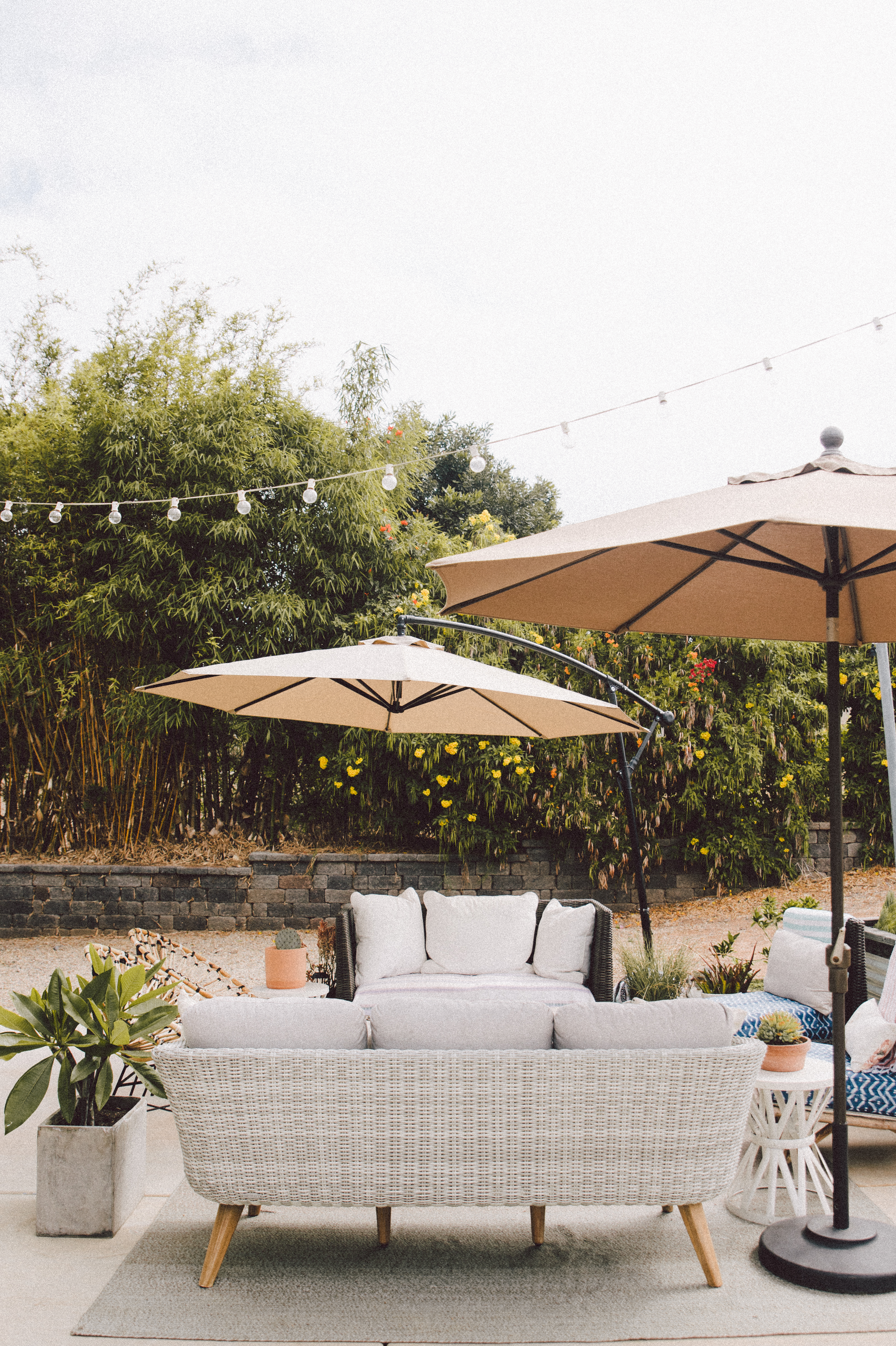 Patio Makeover + Zeke Turns 3!