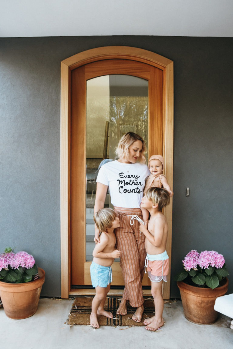 How to not lose yourself in motherhood
