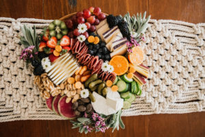 How to make a bomb charcuterie board