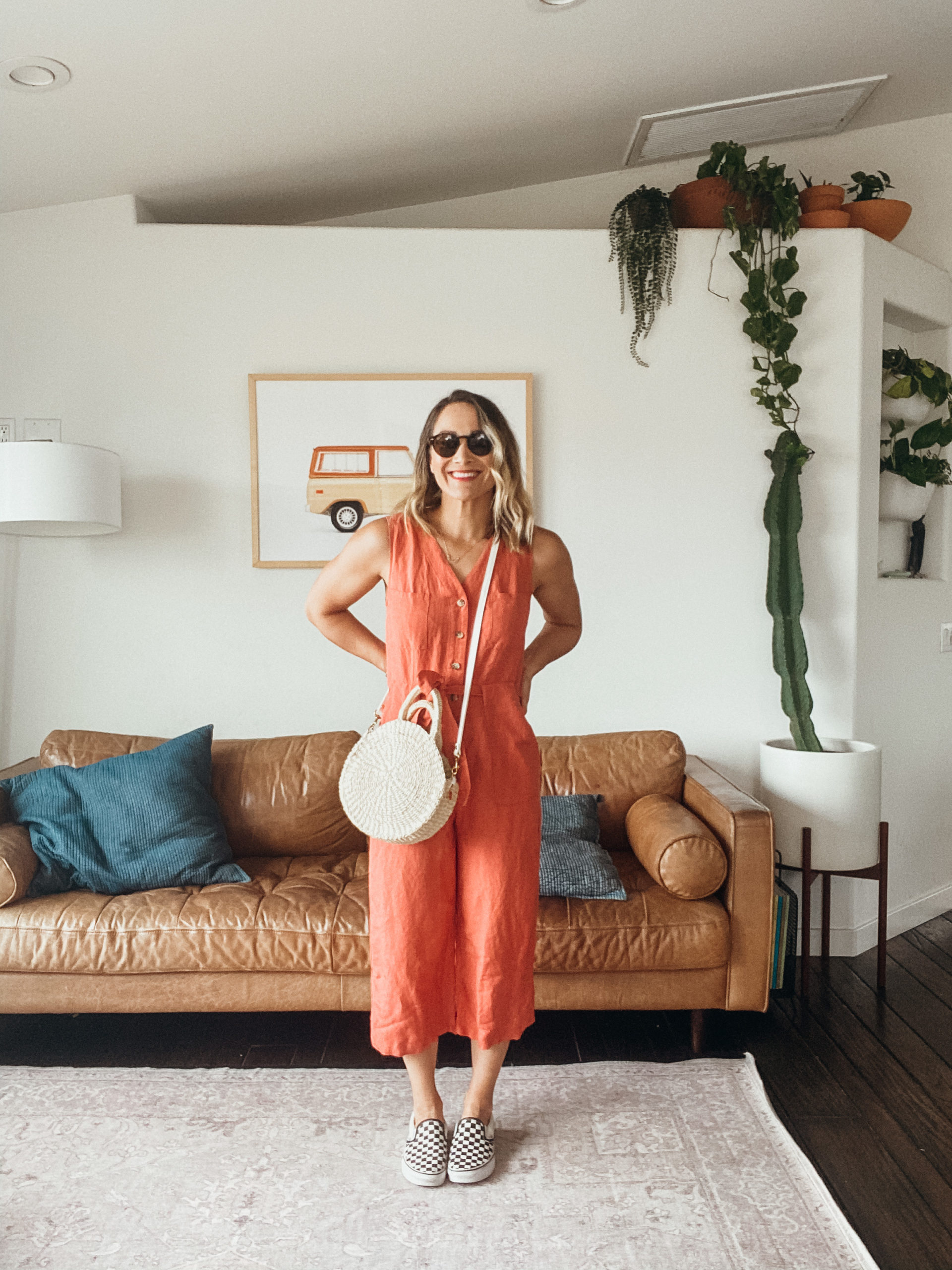 Jumpsuits: How to dress them up or down