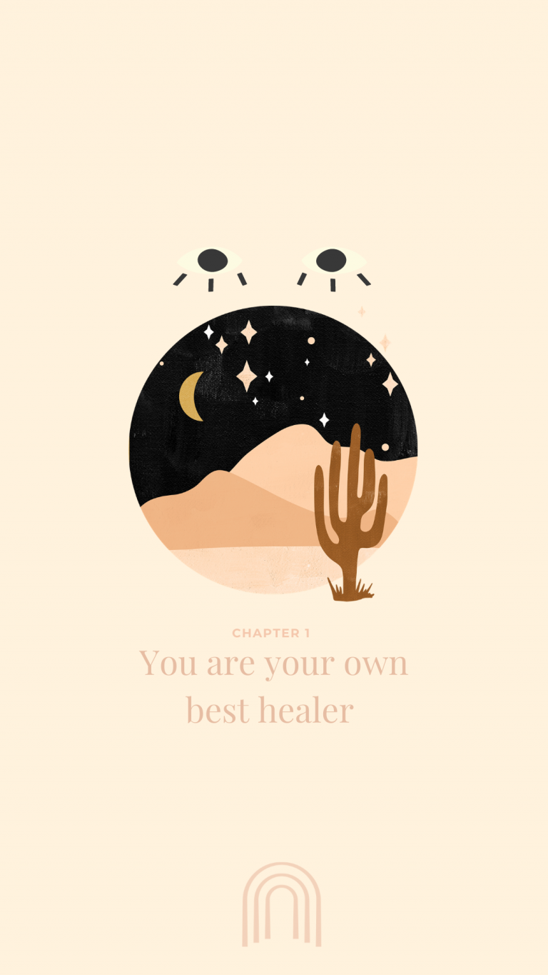 Ch. 1: You Are Your Own Best Healer