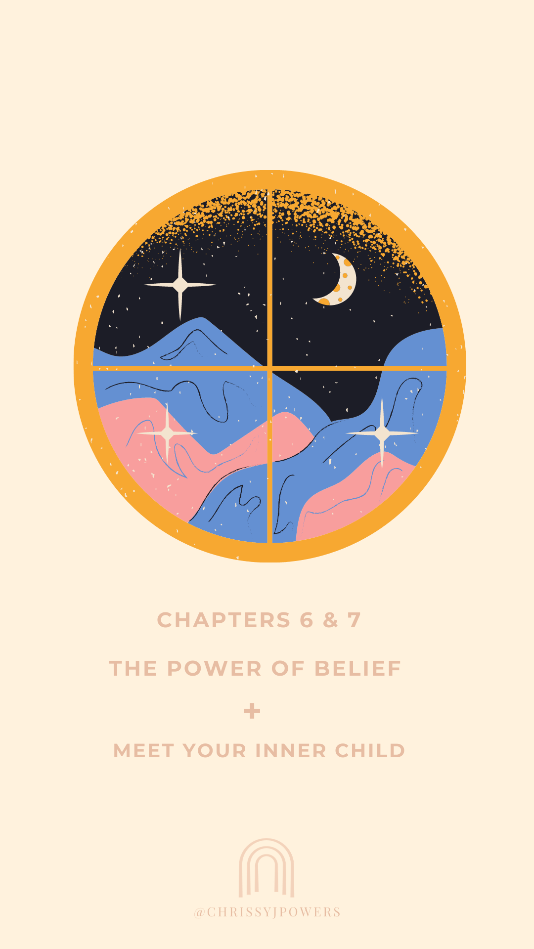 Read more about the article Ch. 6 & 7: The Power Of Belief + Meet Your Inner Child