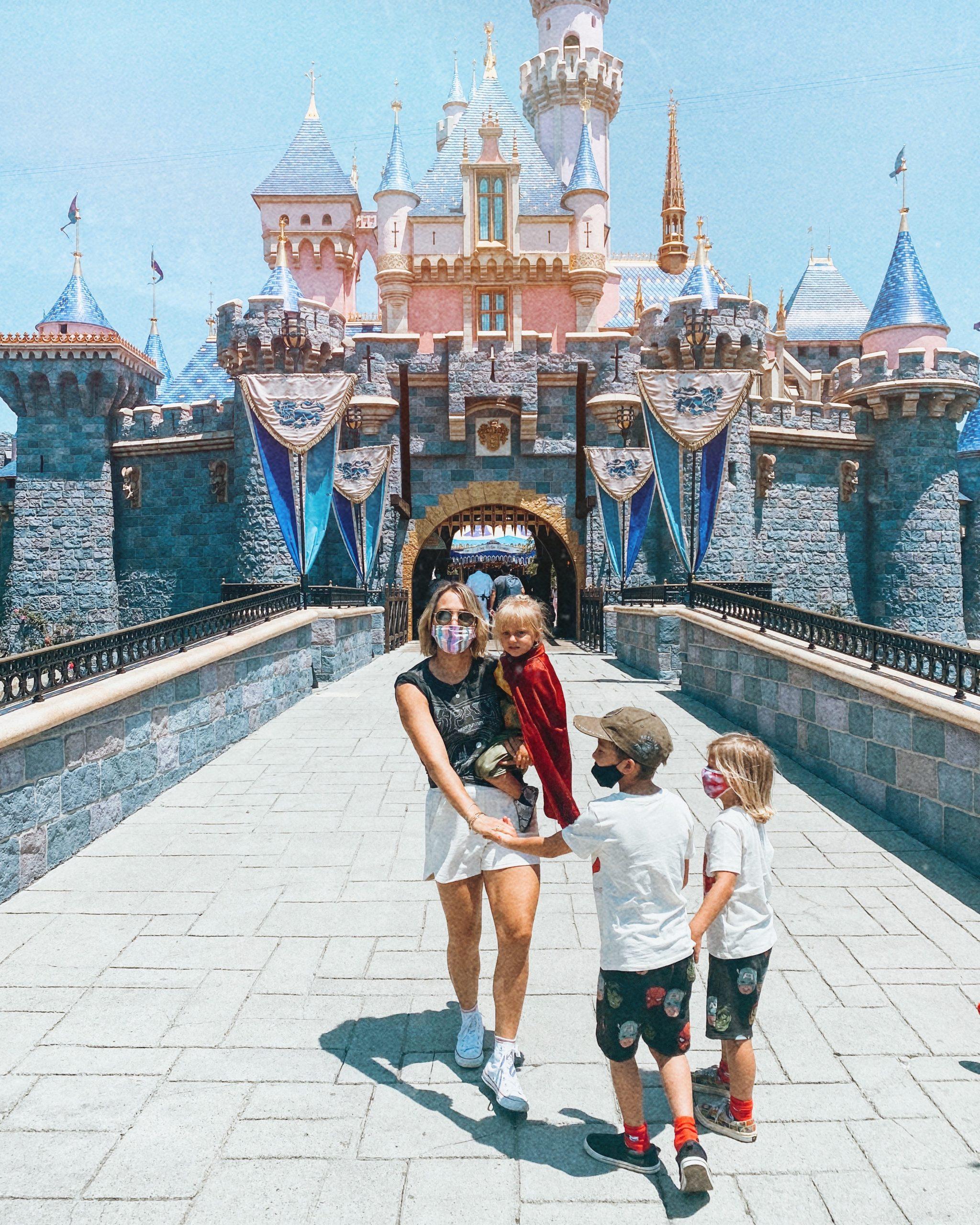 How To Do Disneyland in 2021