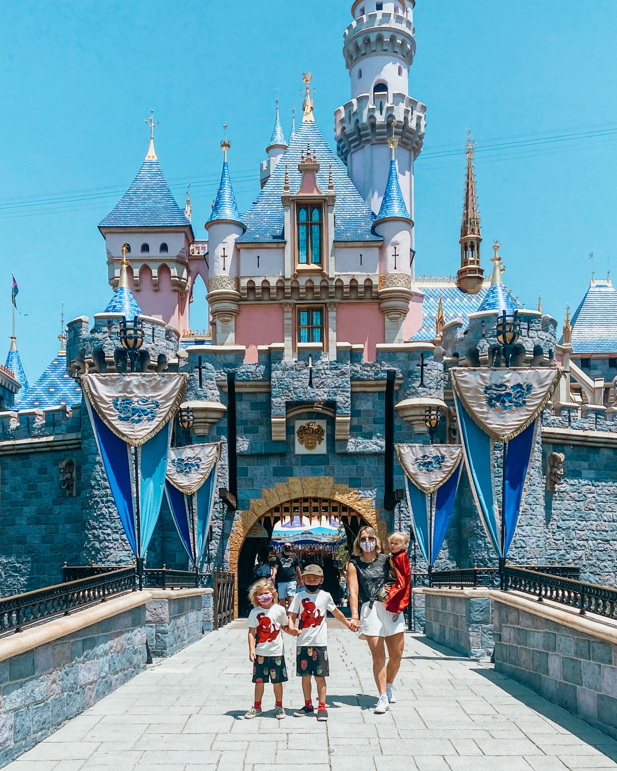 Read more about the article How To Do Disneyland in 2021